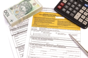 wykonywanie zeznań podatkowych